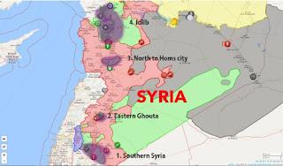Idlib de-escalation area