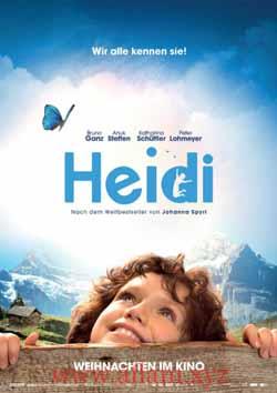 مشاهدة فيلم Heidi 2015 مترجم