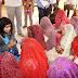 बाड़मेर से भारत माला बचपन यात्रा की शुरूआत  -राजस्थान राज्य बाल संरक्षण आयोग की अध्यक्ष मनन चतुर्वेदी पश्चिमी सीमा के दौरे पर।