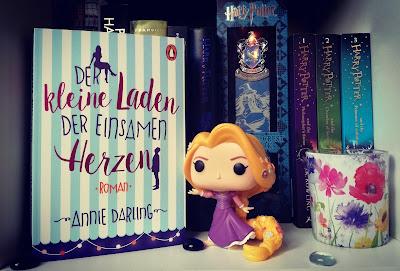 Cover von Der kleine Laden der einsamen Herzen
