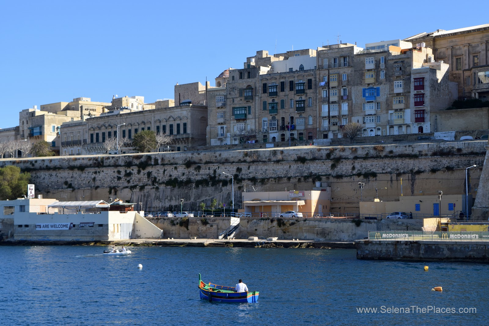 City Break to Sliema Malta