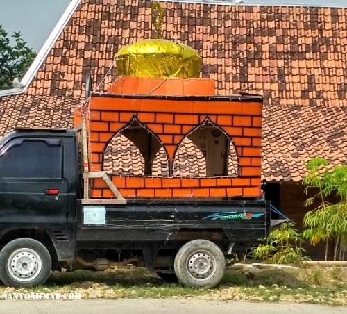 Takbir Keliling Desa Kenteng 2019