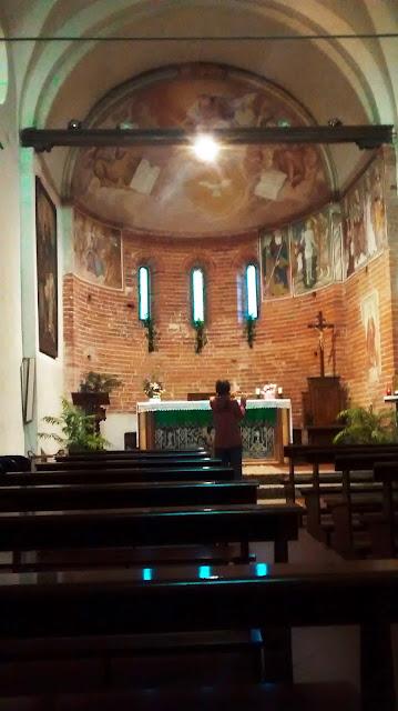 abbazia sant'albino