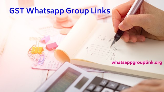 GST Whatsapp Group Links