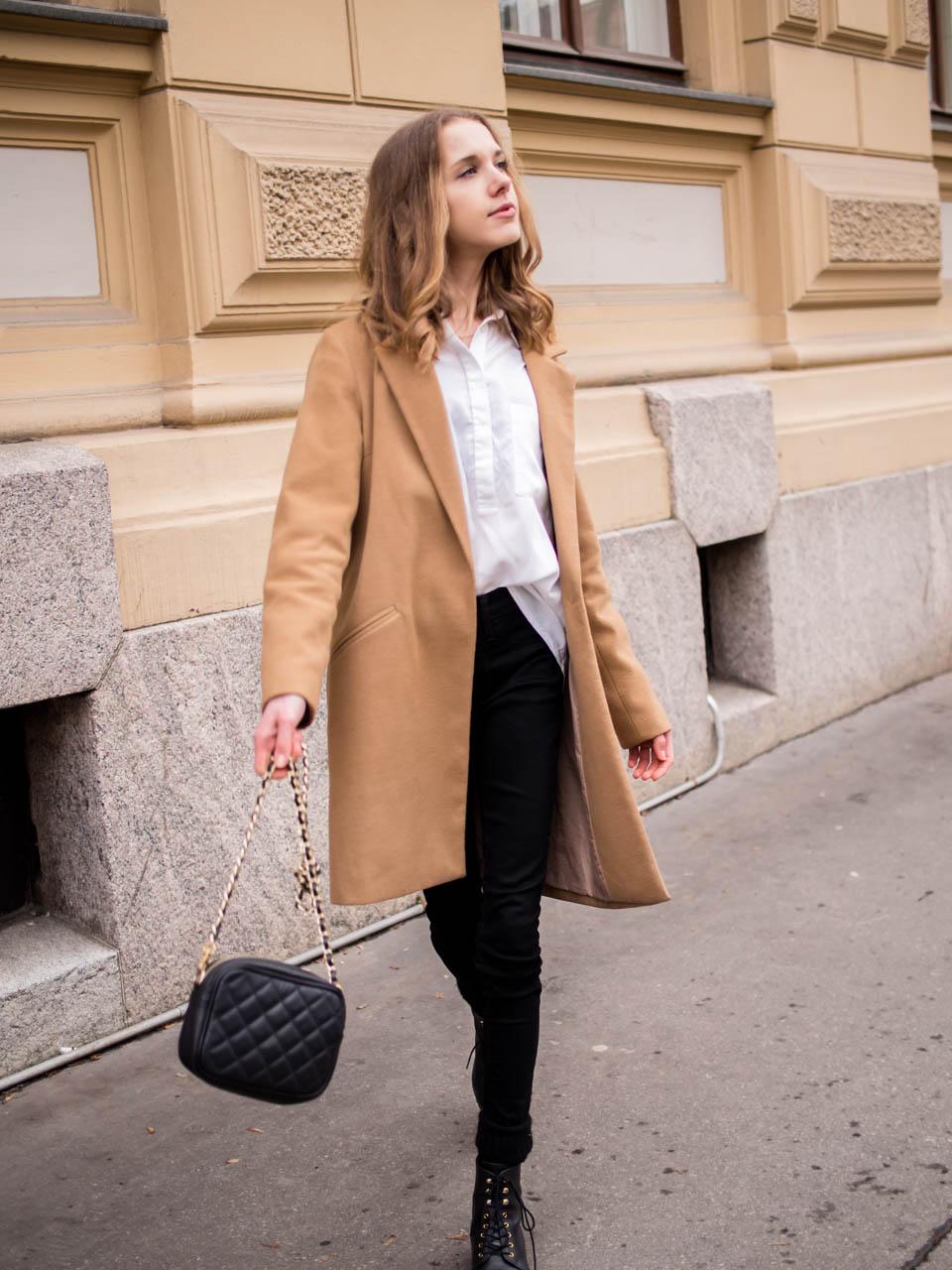 Klassinen tyyli // Classy and timeless style