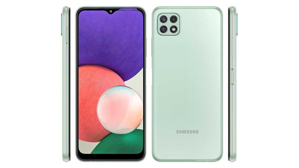 سعر Samsung Galaxy A22 5G في الجزائر