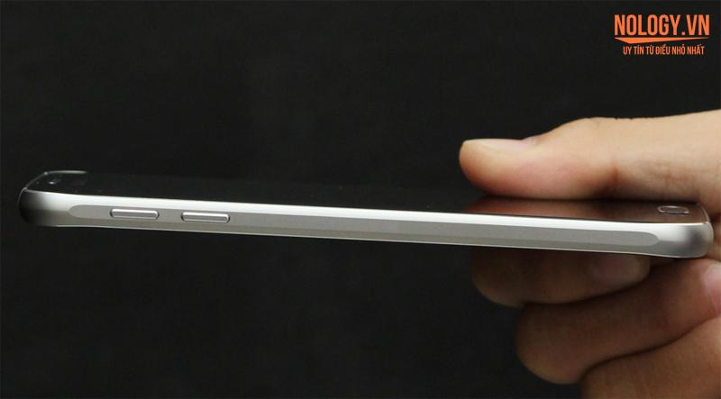 Hình ảnh chiếc Galaxy S6 cũ