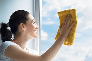 Máanyag ajtók és ablakok karbntartása a télikert