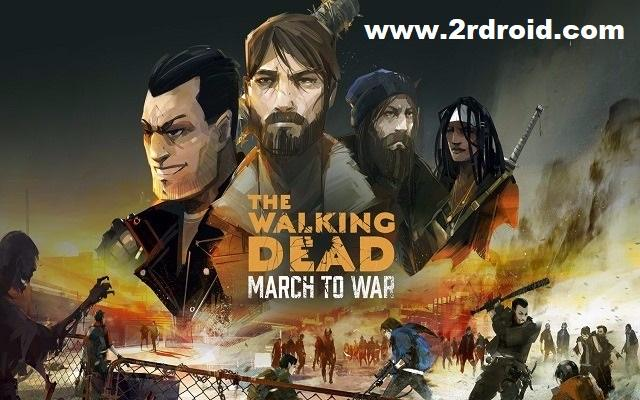 أفضل ألعاب الزومبي The Walking Dead لهواتف أندرويد