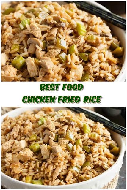 #Chicken #Fried #Rice #chickenrecipes #recipes #dinnerrecipes #easydinnerrecipes