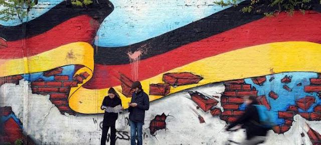 Απύθμενο μίσος δείχνουν οι Γερμανοί εναντίον του ελληνικού λαού