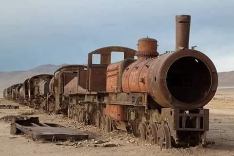 قطار بيسان الحجازي الذي يصل بين دمشق والمدينة المنورة