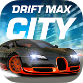 Drift Max City Car Racing APK MOD v2.72 [ Unlimited Money/Ads-Free ]