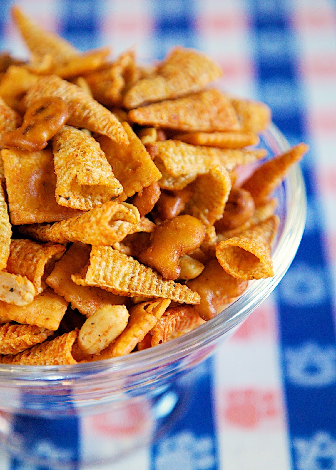 Taco Snack Mix {Football Friday}