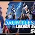 DAUNTLESS Gameplay! Lesser Boreus Slain!