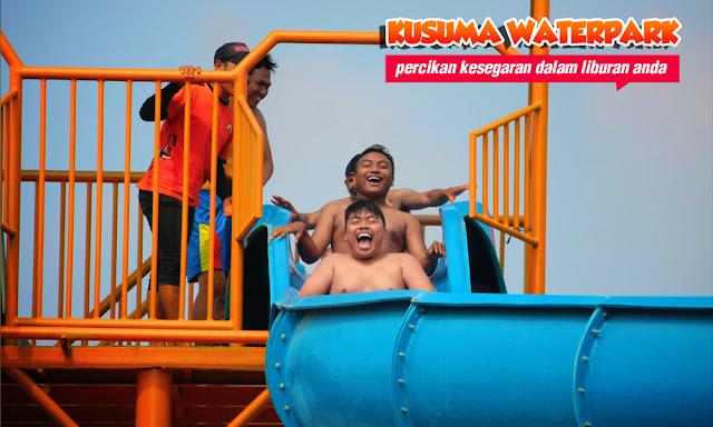 Kusuma Agrowisata Waterpark