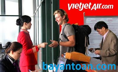 Giảm ngay 15% và hoàn tiền tới 300.000 VNĐ khi mua vé máy bay Vietjet Air