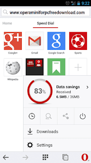 Opera Mini Apk Features