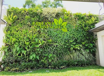 jasa taman vertical garden surabaya