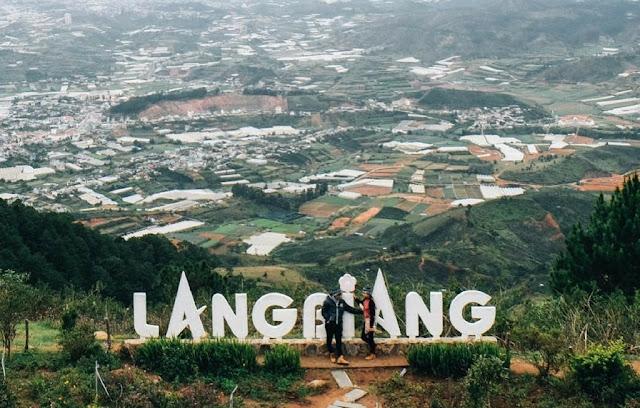 Chinh Phục đỉnh LangBiang