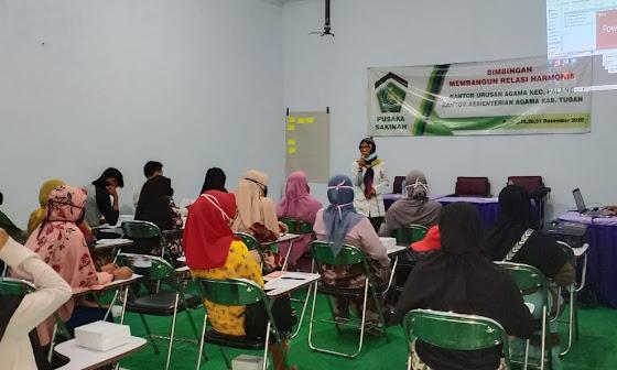 Launching Pusaka Sakinah  KUA Kec. Palang