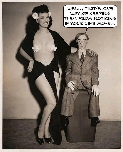 stilton's place, stilton, political, humor, conservative, cartoons, jokes, hope n' change, burlesque, ventriloquist, mueller