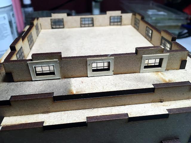 TTCombat Sandstorm Dwelling