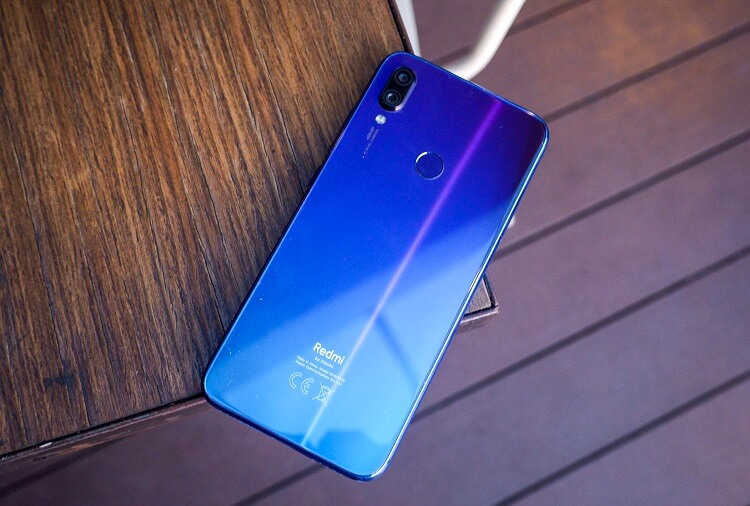 Redmi Note 7 Review Neptune Blue Color Variant