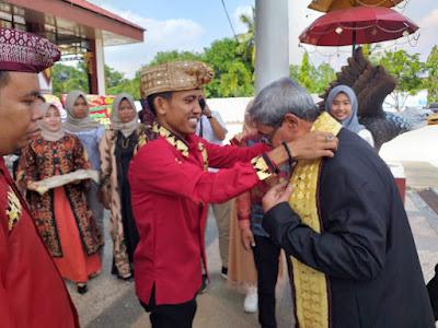 Bupati Loekman Apresiasi Terbentuknya Forum Silaturahmi Muli Meghanai (FSMM) Lampung Tengah