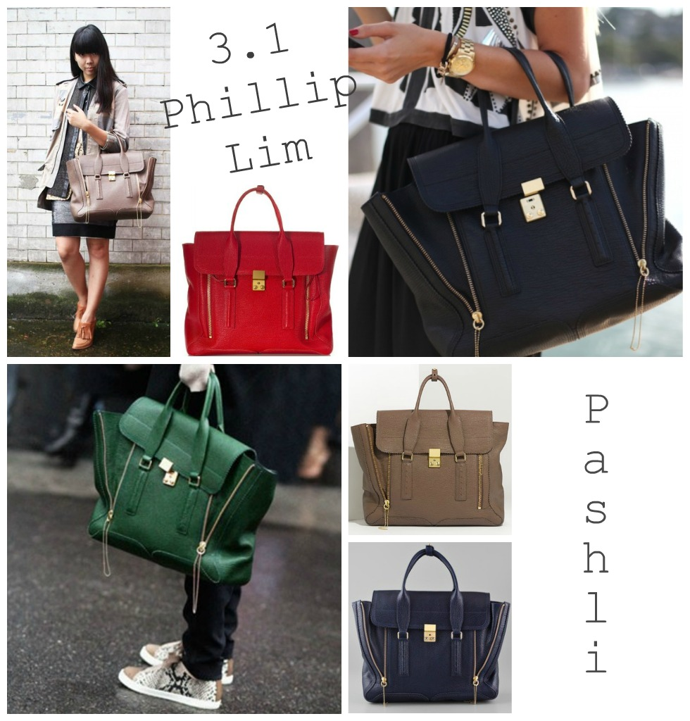 0710ddc5d7c8 SHUT UP I LOVE THAT   bag of dreams  3.1 Phillip Lim  Pashli