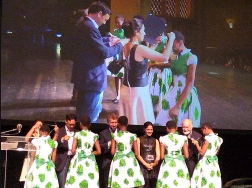 Nigerian Schoolgirls Win Mobile App Competition In US (Photos)