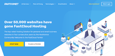 FastComet Review 2019: Best WordPress Hosting with Free Domain Name Forever, Free SSL