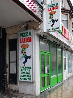 Pizza Luigi in Blackpool
