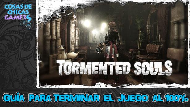 Guía de Tormented Souls para completar el juego al 100%
