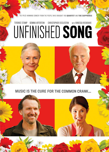 Unfinished Song (2013) with Vanessa Redgrave