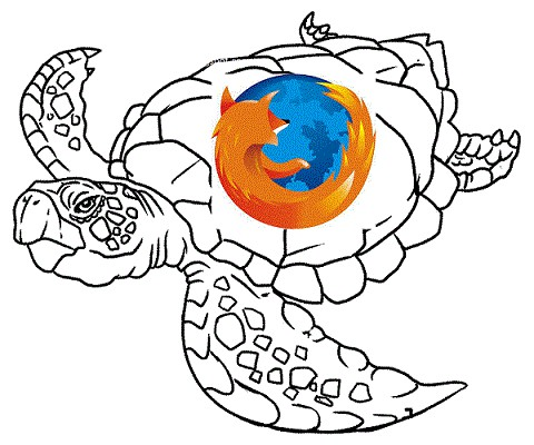 Mozila Firefox Lemot