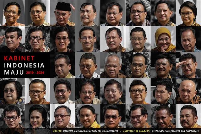 Sinyal Reshuffle, 4 Menteri Ini Paling Sering Ditegur Jokowi, Ini Cuma Soal Waktu