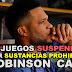 """""""80 JUEGOS SUSPENDIDO' Robinson Cano por usar sustancia prohibida"""