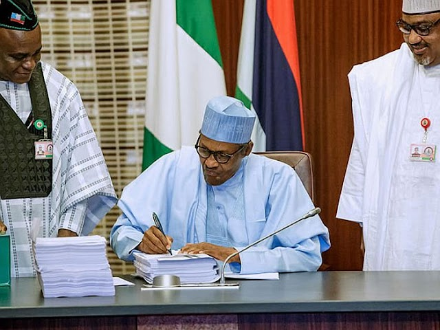 Buhari Lists 774,000 Jobs, CAMA, Others As Second-Term Achievements