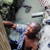 Photos of suspected kidnapper arrested in Lagos...