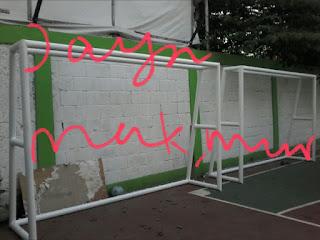 gawang futsal mini bogor
