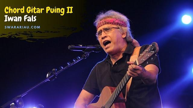 Chord Gitar Puing II Iwan Fals