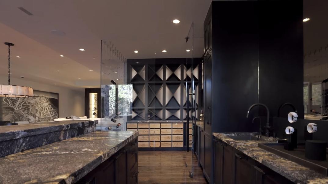 45 Interior Photos vs. 1183 Cabin Cir, Vail, CO Ultra Luxury Modern Rustic Mansion Tour