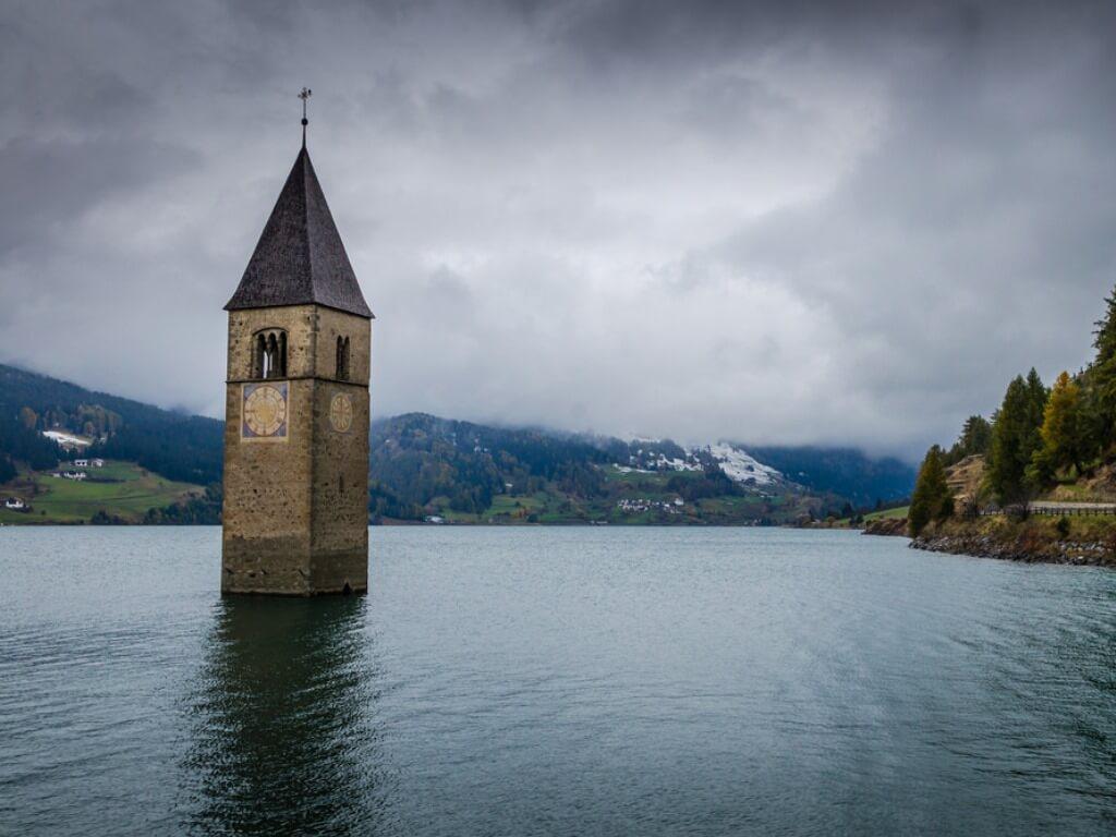 Misteri Lago deResia