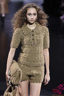 crochê tendência moda feminina
