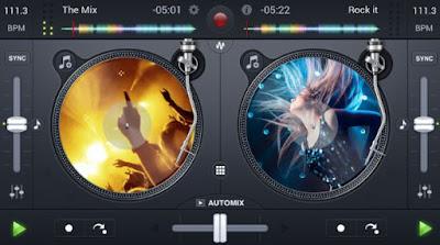 Download Gratis Djay 2 Apk  Editor Musik terbaru 2016