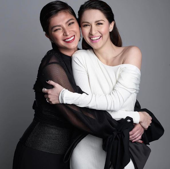 Together for the Very First Time: Darna Actresses Marian and Angel Shares Fashion Magazine Cover!