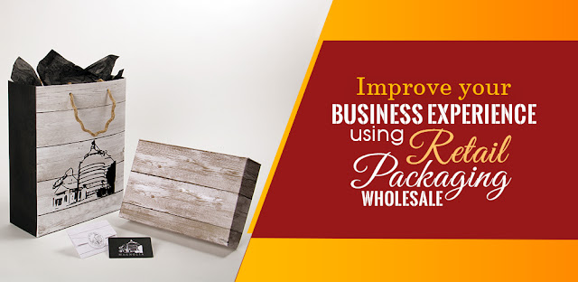 Improve your Business Experience using Retail Packaging Wholesale