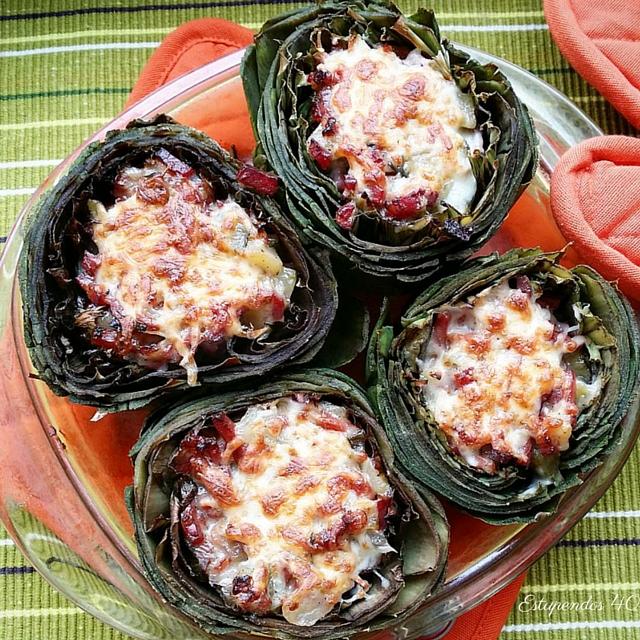 alcachofas-rellenas-de-jamon-curado
