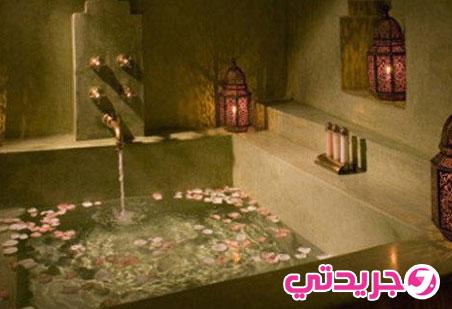 الحمام المغربي في منزلك بخطوات بسيطة و غير مكلفة